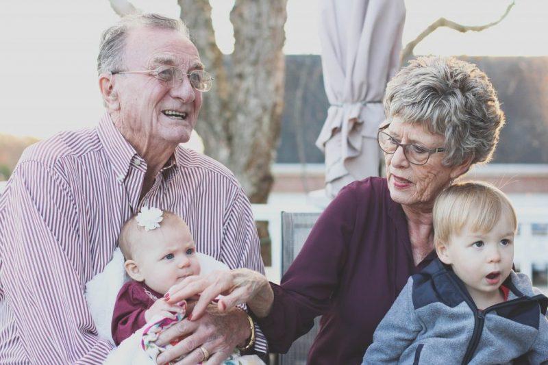 Le rôle des grands-parents quand les parents divorcent